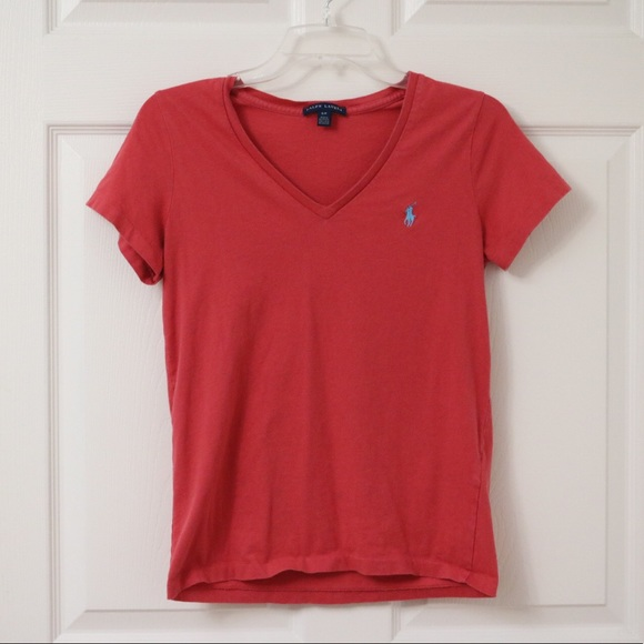 Neck Women's V T Shirt Polo 2EYWDIHe9